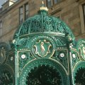 Canopied Fountain, Glasgow